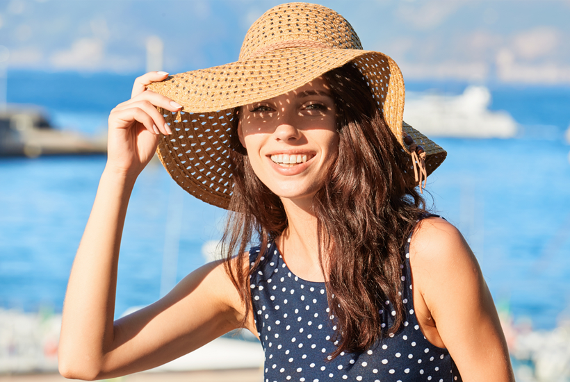 Sun Protective Hat