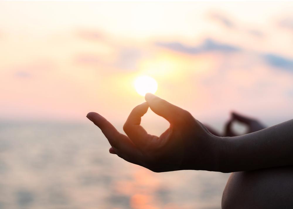 Sun Salutation Mantra