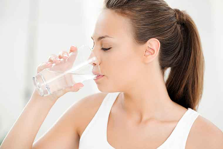 Benefits of Drinking Water Regularly