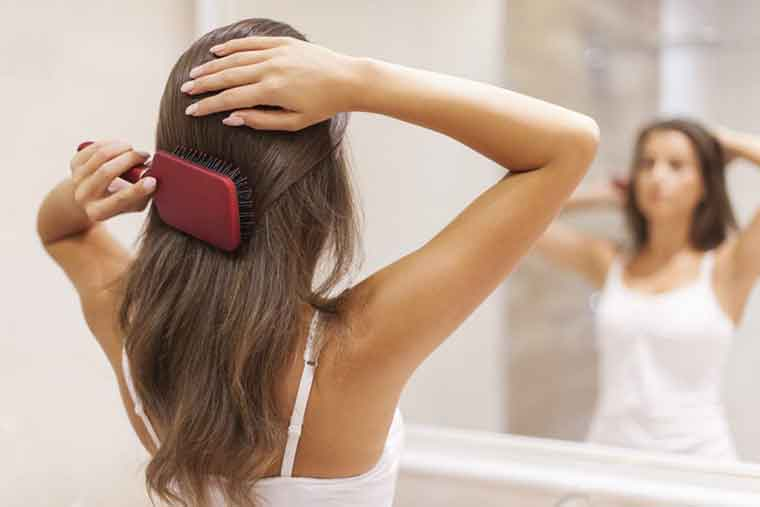 Hair Care Mistakes - Brush End To End