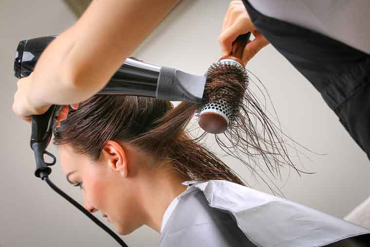 Hair Care Mistakes - Never Mix Heat And Cold