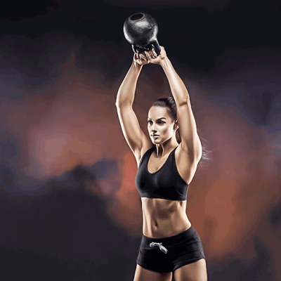 7 Best Kettlebell Workouts For Women [Listed Specifically For Beginners]