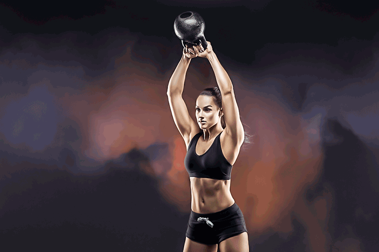 Best Kettlebell Exercises For Women