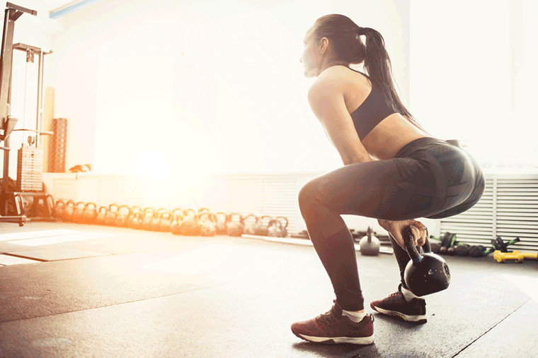 Best Kettlebell Workouts For Women