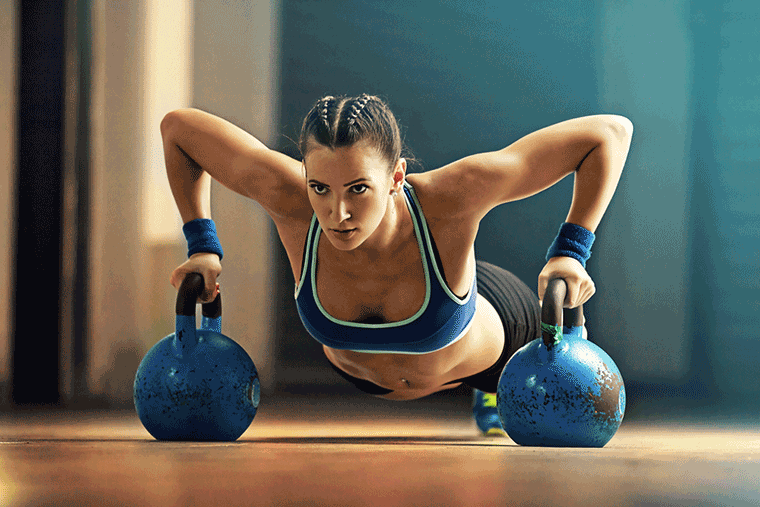 Kettlebell Workouts For Women - The Bottom Line
