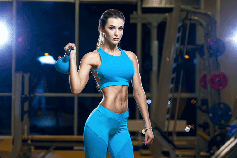 Why Should Women Use Kettlebells