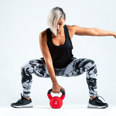 10 Best Kettlebell Exercises For Women [Especially For Intermediates]