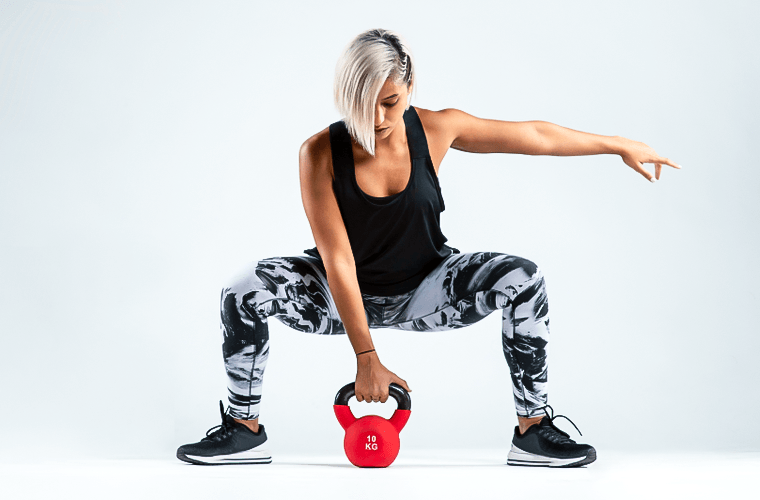 Intermediate Kettlebell Exercises For Women