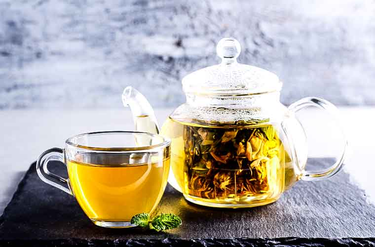 Tea For Losing Weight - The Bottom Line