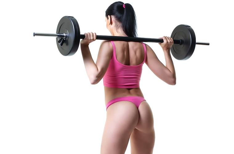Glute Exercises With Weights