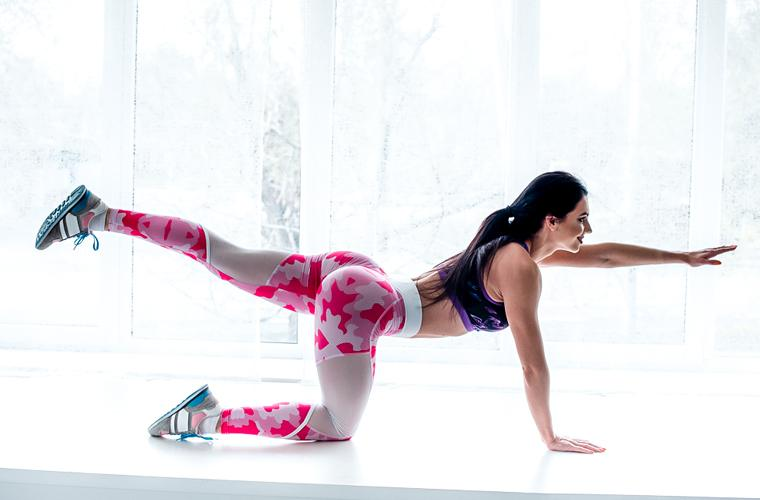 Glute Exercises Without Weights
