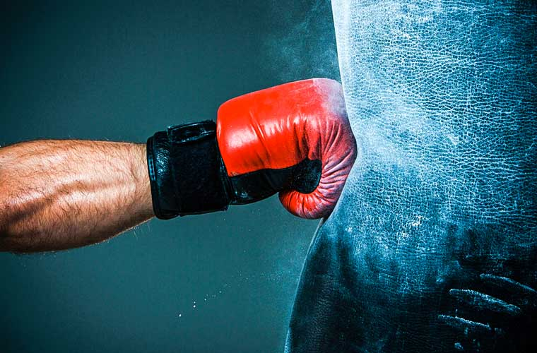 Self-Care Tips - You Are Not A Punching Bag