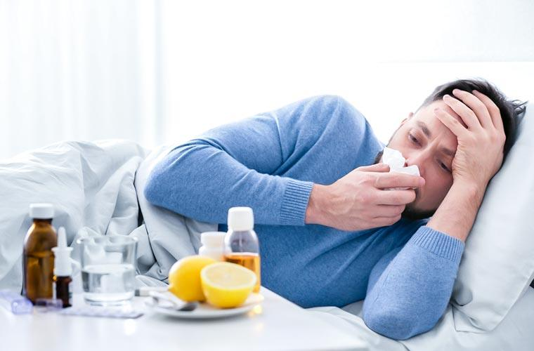 Illness and infections