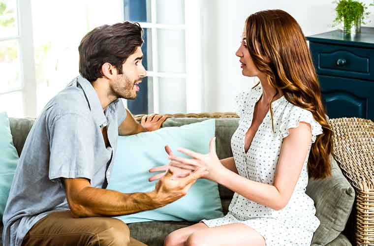 Communication Problems in a Relationship-1. Not Controlling the Tongue