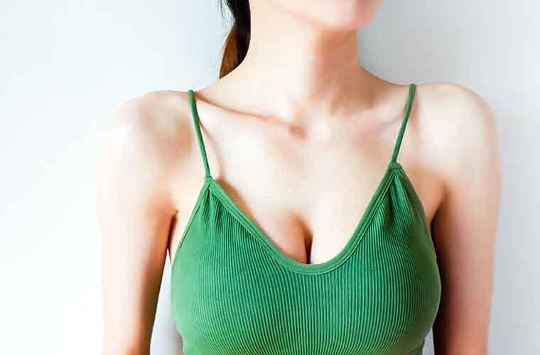 Keep your Breast Moisturized