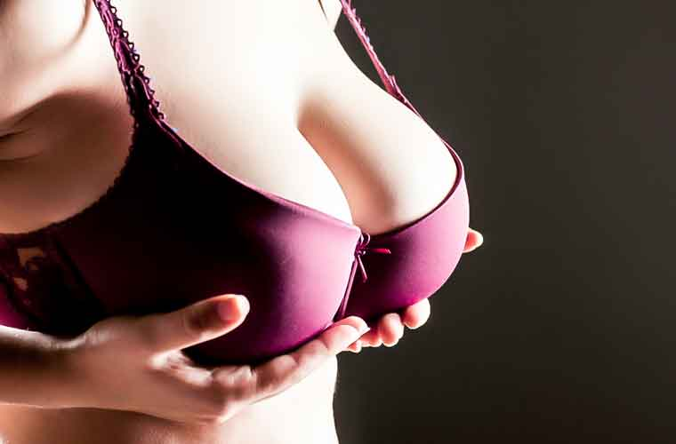 Other ways to prevent Breast Sagging