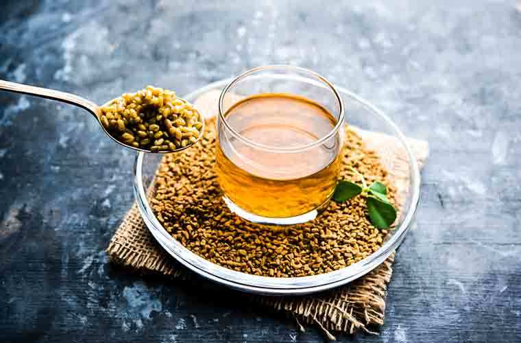 Fenugreek Seed Water