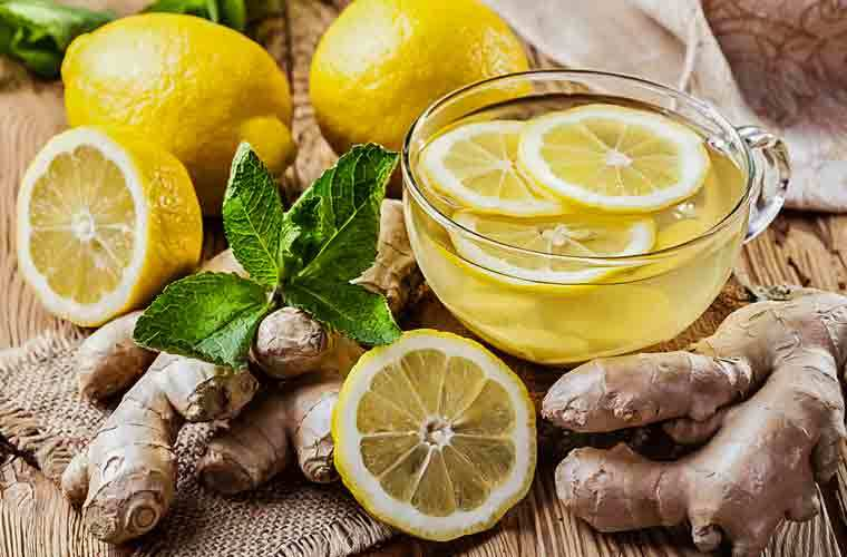 Lemon Ginger Detox