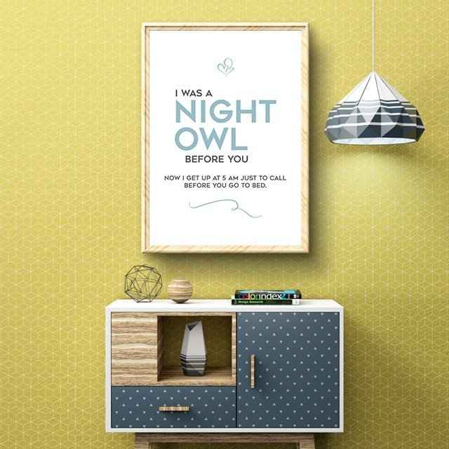 Funny Distance Relationship about Night Owl