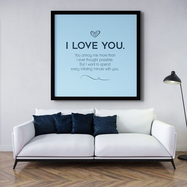 I Love You Funny Long Distance Relationship Quote