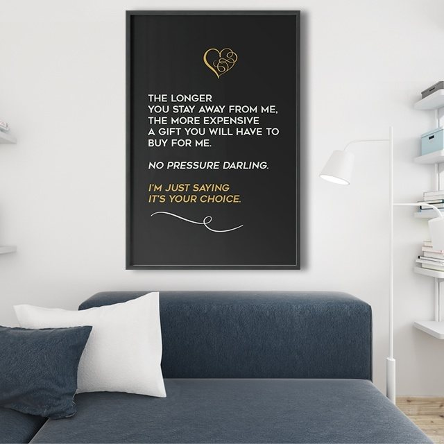 It is your Choice Quote in Distance Relationship