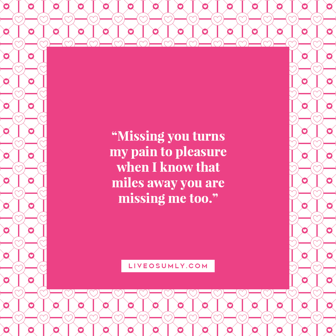 20. Surviving LDR Quotes - Missing you