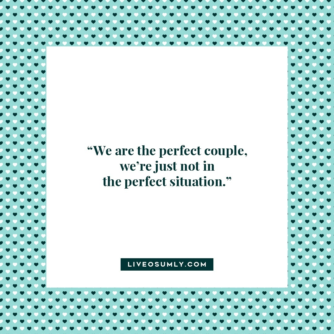 31. Surviving Long Distance Relationship Quotes - The Perfect Couple