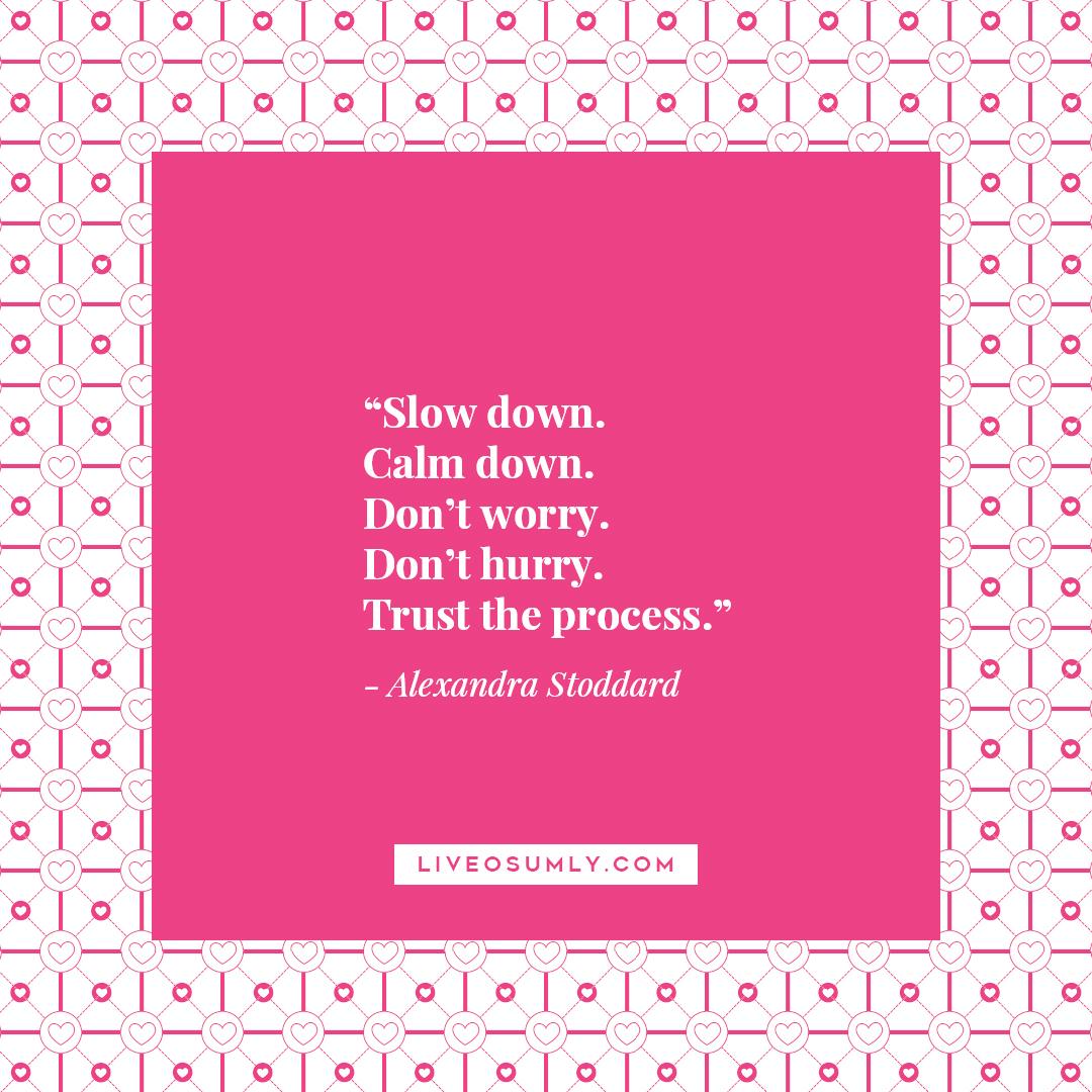 44. Surviving LDR Quotes - Alexandra Stoddard Quote
