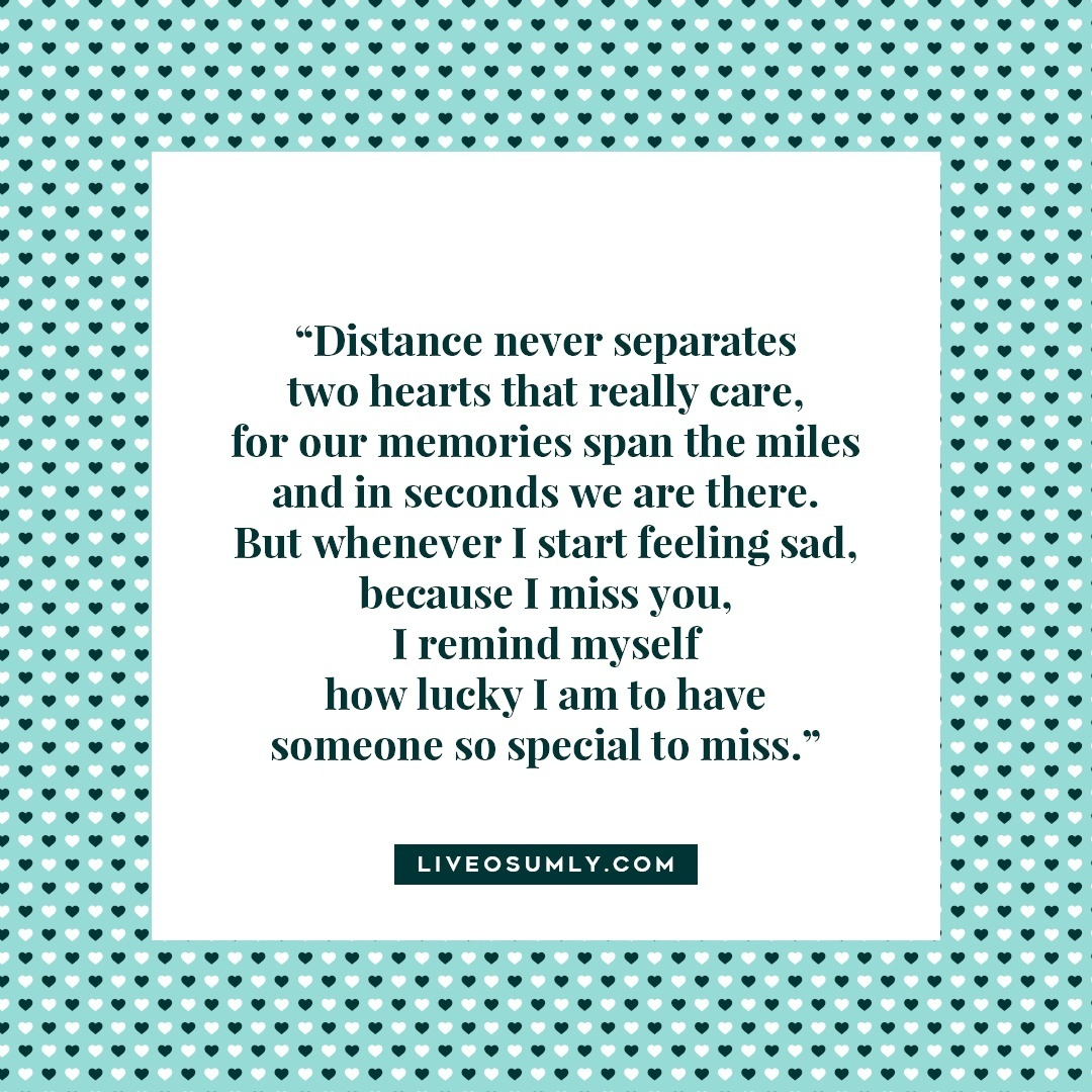 5. Surviving LDR Quotes - I miss you