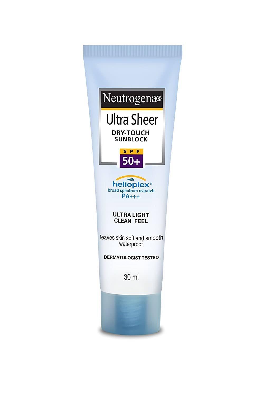 Neutrogena UltraSheer Dry Touch Sunblock SPF 50+