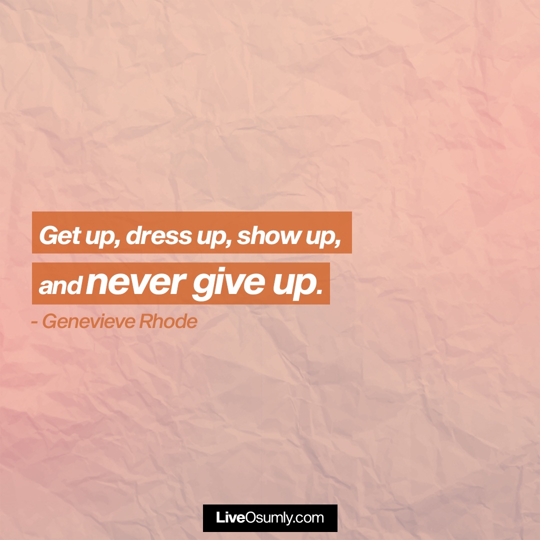 11. Breakup Quote by Genevieve Rhode