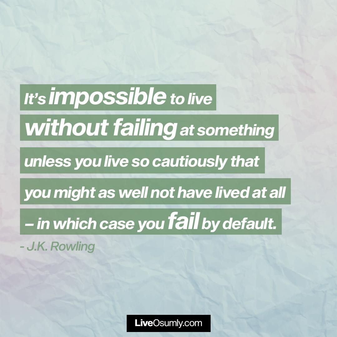 15. J.K. Rowling Quote on Breakup