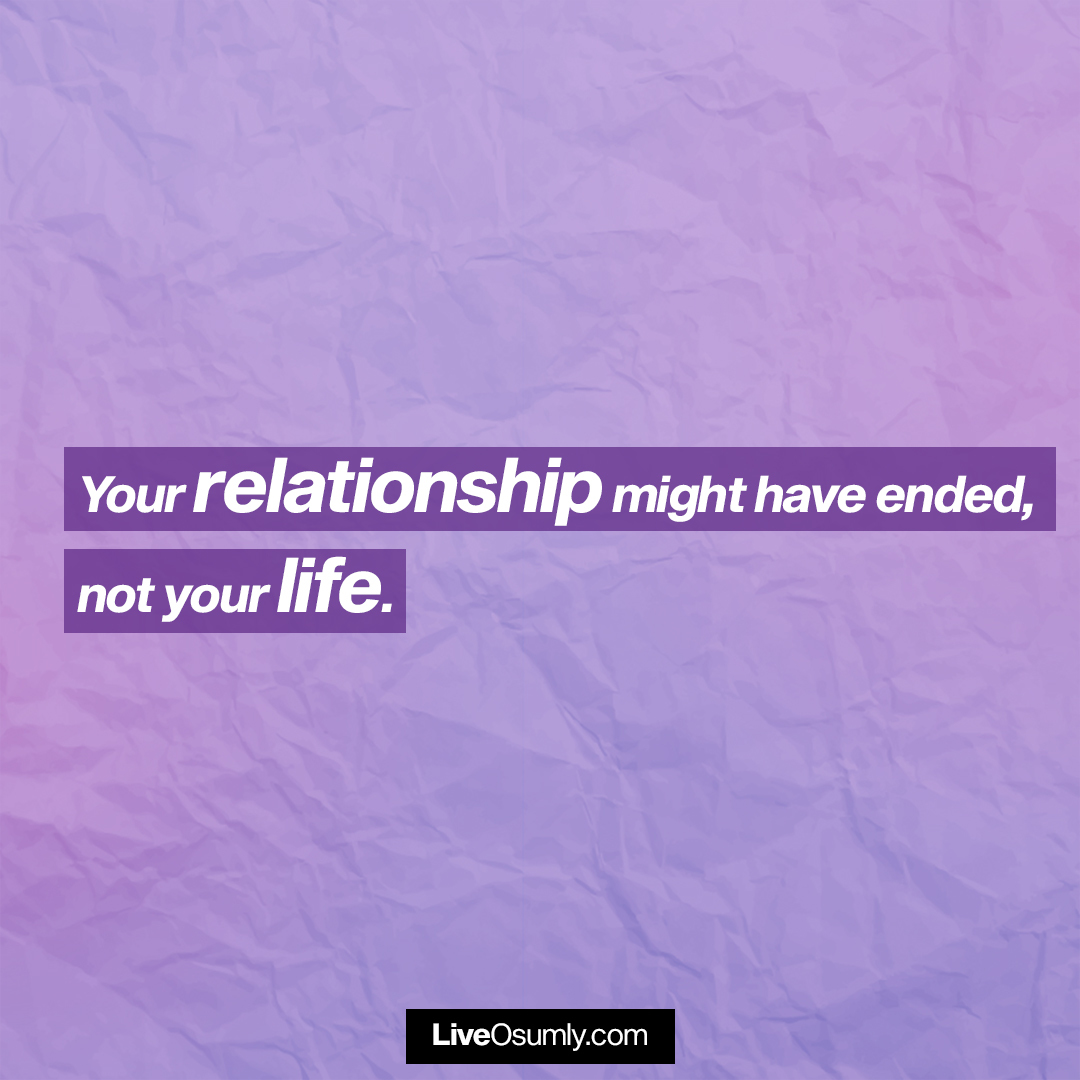 33. Relationship and Life Quote
