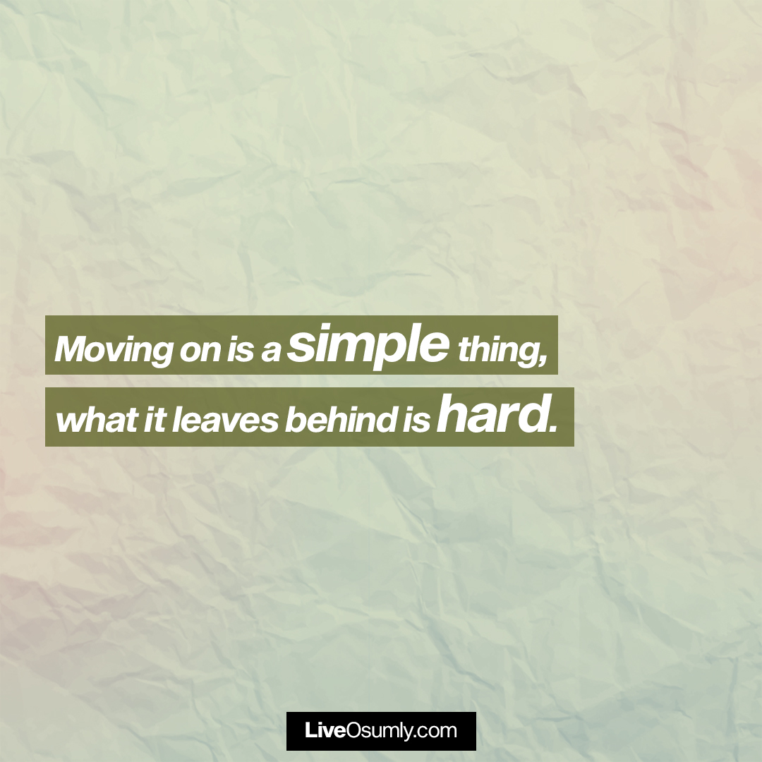 35. Simple and Hard Quote