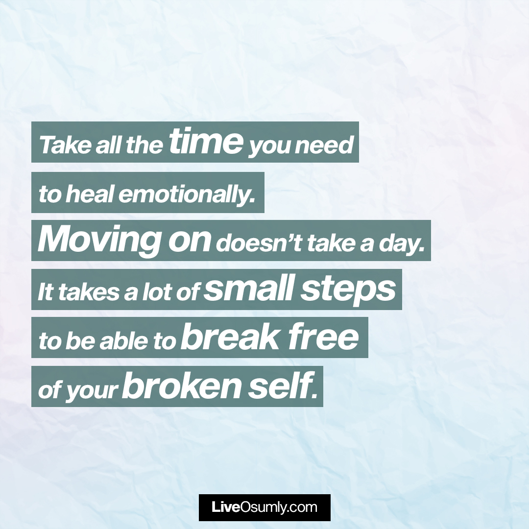 6. Moving on Breakup Quotes