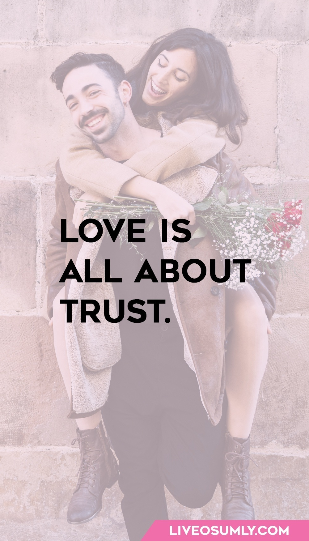 Quote about Trust in a Relationship
