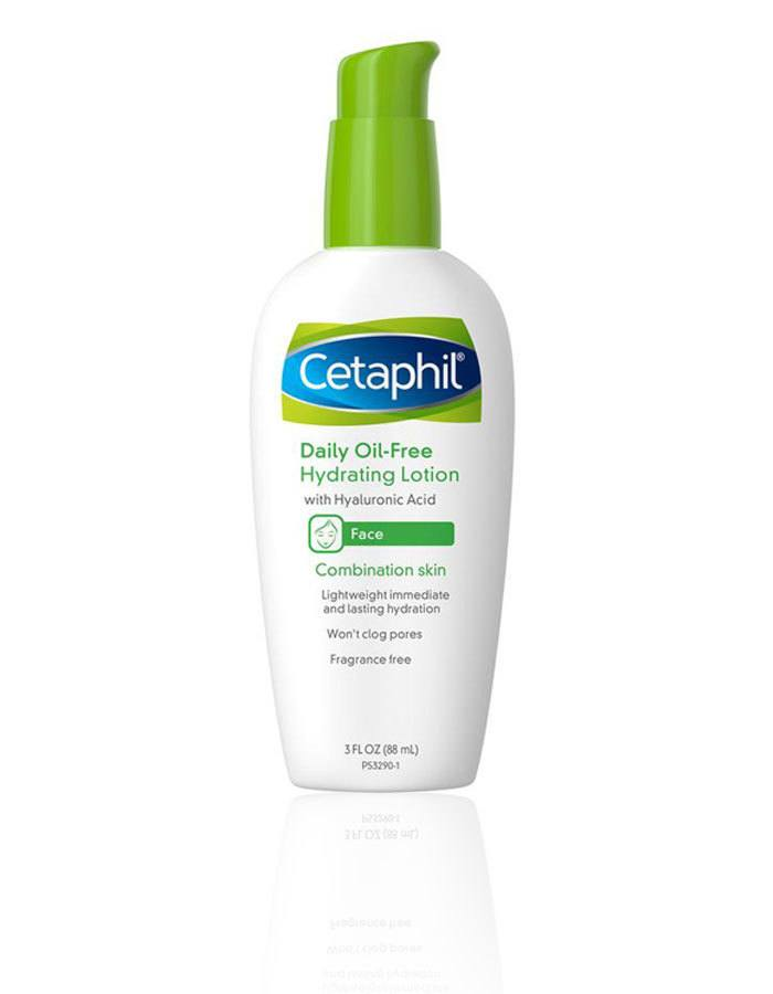 Cetaphil Daily Oil-Free Hydrating Face Lotion