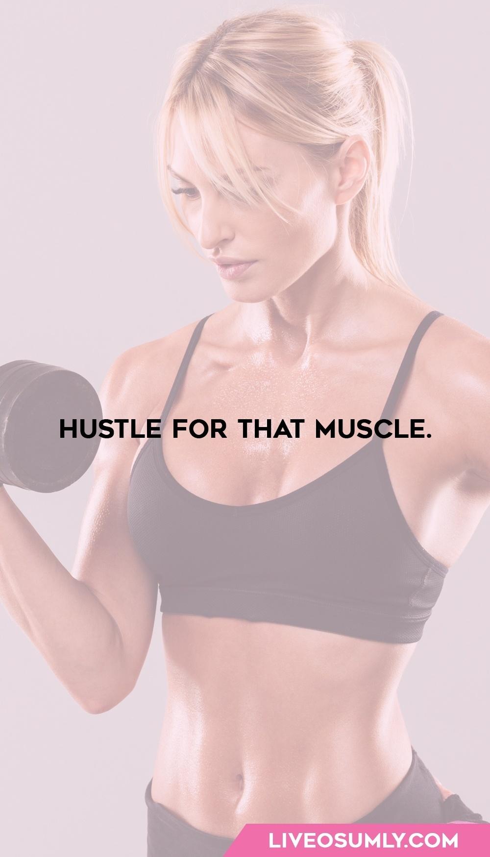 16. Fitness freak quotes