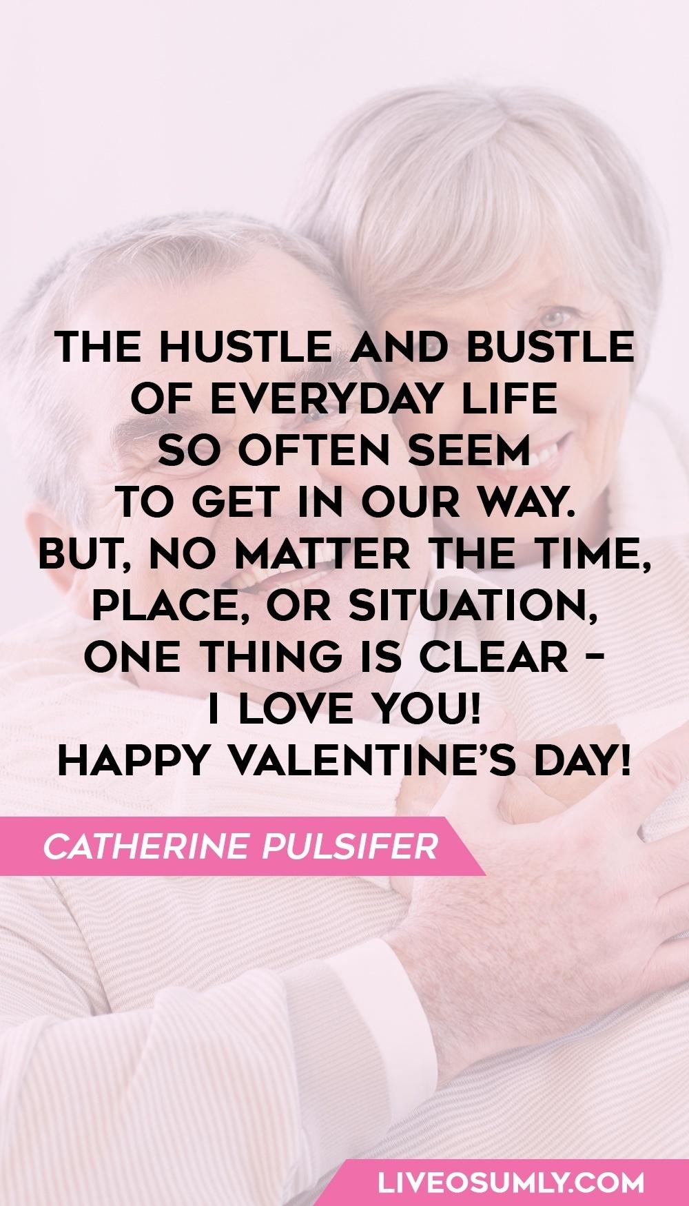 42. Catherine Pulsifer Valentines Day Quote