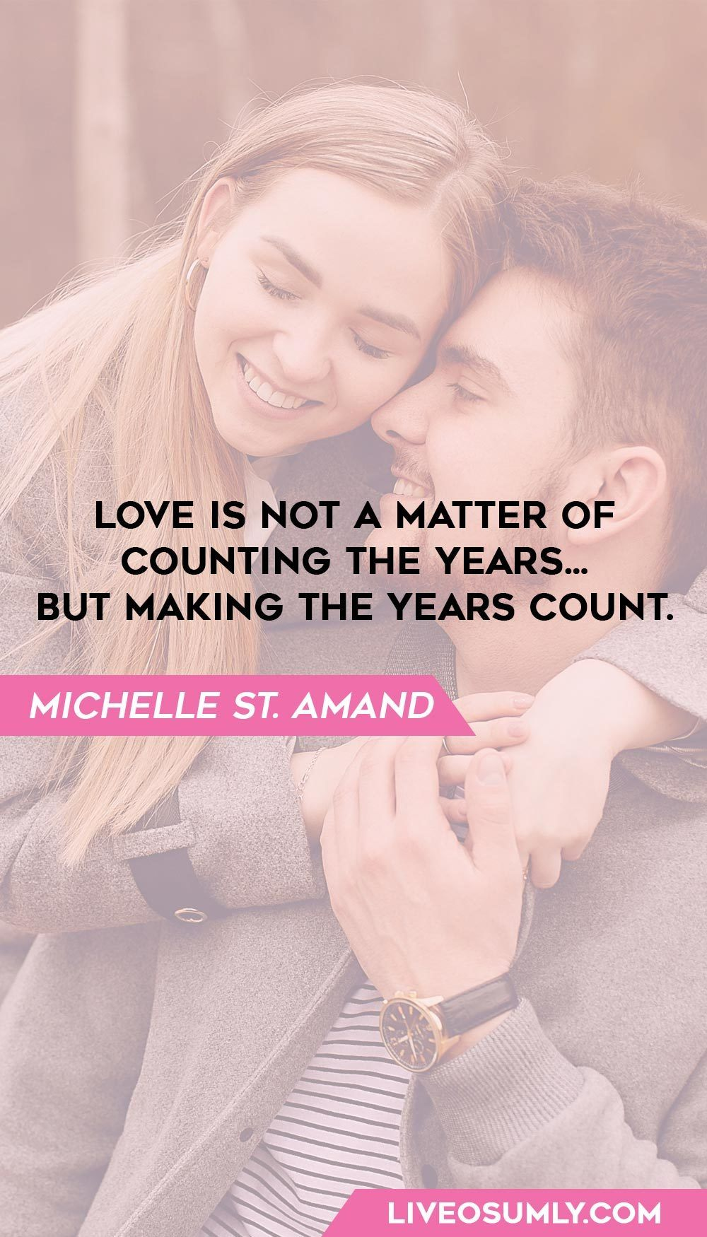 Michelle St. Amand Quotes about Valentines Day